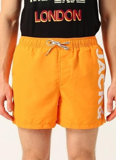 Jack & Jones Şort Oranj
